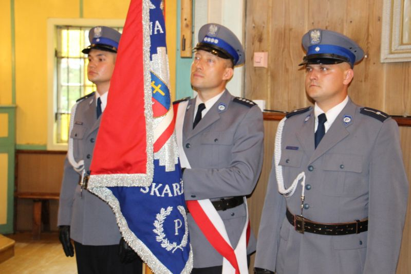 Święto skarżyskich policjantów