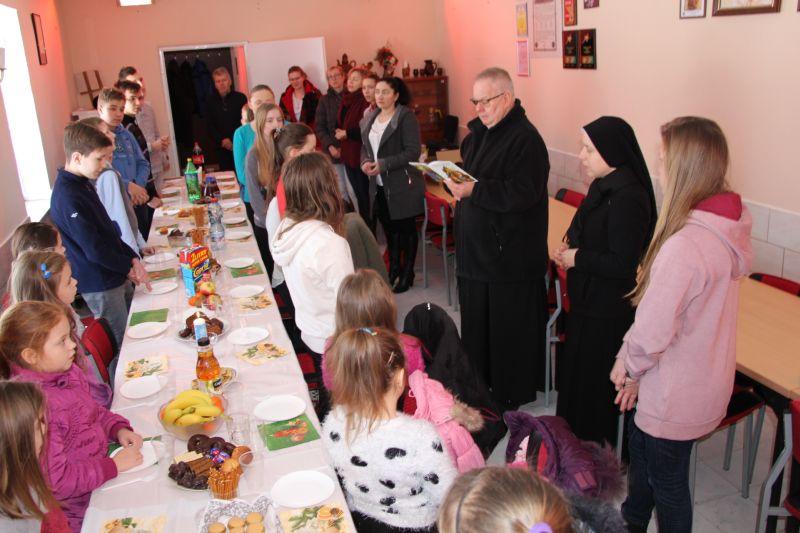 Opłatek młodzieżowych grup parafialnych